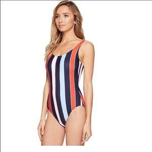 Tommy Hilfiger open back swimsuit